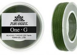 Fir Toho One-G Thread verde
