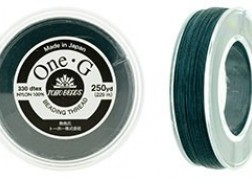 Toho One-G Thread Verde inchis