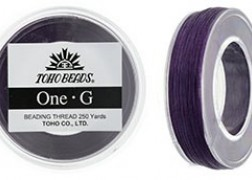 Fir Toho One-G Thread violet