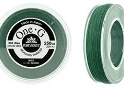 Fir Toho One-G Thread verde menta