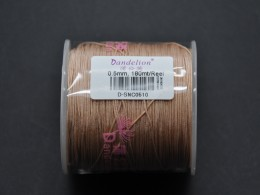 Rola fir simplu 0.5 mm bej